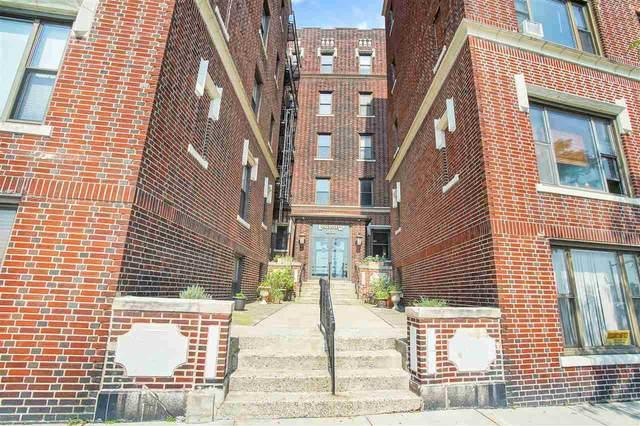 1055 Blvd East E8, Weehawken, NJ 07086 (MLS #210019304) :: The Danielle Fleming Real Estate Team