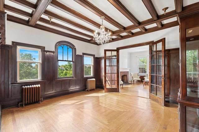 8-10 Kingswood Rd, Weehawken, NJ 07086 (MLS #210019803) :: The Danielle Fleming Real Estate Team