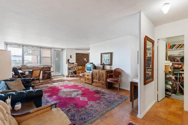 6040 Blvd East 10J, West New York, NJ 07093 (MLS #210019944) :: The Danielle Fleming Real Estate Team