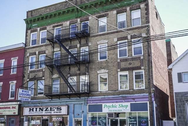 531 Harrison Ave, Harrison, NJ 07029 (MLS #210020352) :: Trompeter Real Estate