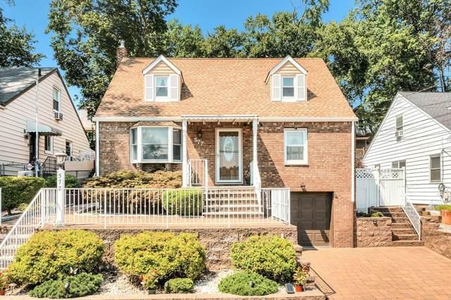 577 Morse Ave, Ridgefield, NJ 07657 (MLS #210020425) :: Trompeter Real Estate