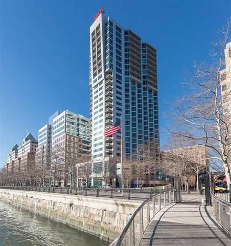 225 River St #2003, Hoboken, NJ 07030 (MLS #210020445) :: Hudson Dwellings