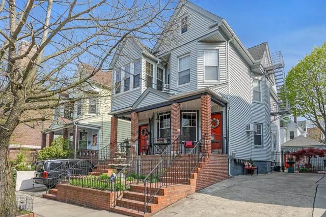 40 Eldorado Pl, Weehawken, NJ 07086 (MLS #210020499) :: Hudson Dwellings