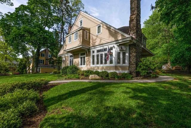 56 Oak Ave, METUCHEN, NJ 08840 (MLS #210020518) :: Team Braconi | Christie's International Real Estate | Northern New Jersey