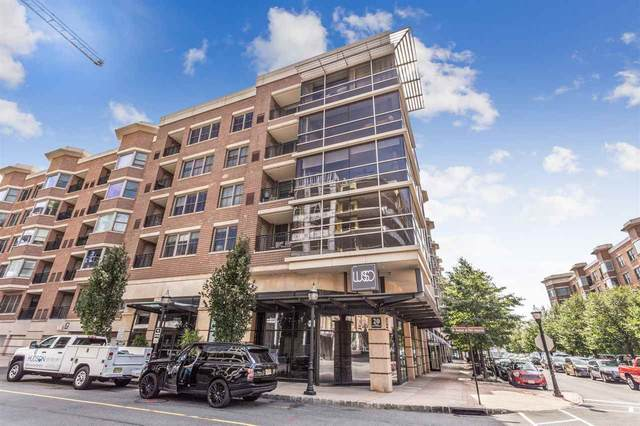 20 Avenue At Port Imperial #206, West New York, NJ 07093 (MLS #210020529) :: The Danielle Fleming Real Estate Team