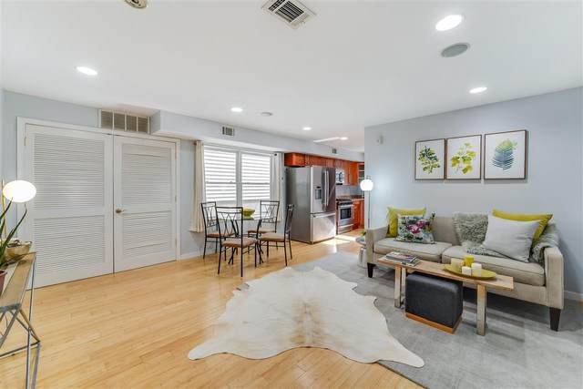 439 2ND ST #2, Jc, Downtown, NJ 07302 (MLS #210020948) :: Trompeter Real Estate