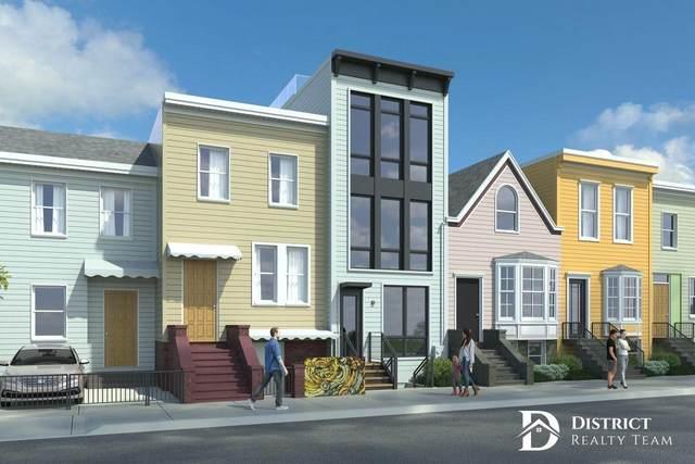 285.5 3RD ST, Jc, Downtown, NJ 07302 (MLS #210020959) :: The Danielle Fleming Real Estate Team