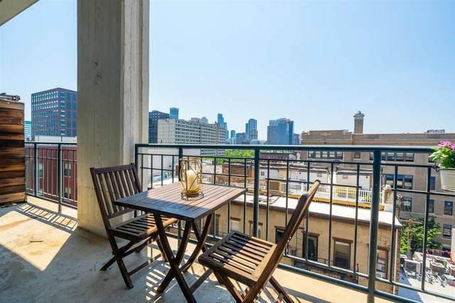 205 10TH ST 5D, Jc, Downtown, NJ 07302 (MLS #210020999) :: Trompeter Real Estate
