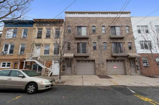 39 Wright Ave, Jc, Journal Square, NJ 07306 (MLS #210021170) :: Hudson Dwellings