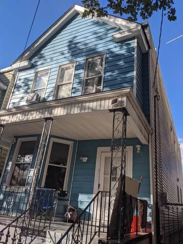 260 Clinton Ave #1, Jc, West Bergen, NJ 07304 (MLS #210021196) :: Trompeter Real Estate