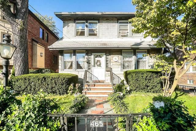 465 Lincoln Ave, Cliffside Park, NJ 07010 (MLS #210021394) :: Trompeter Real Estate
