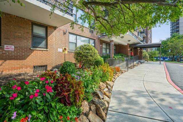10 Huron Ave 7P, Jc, Journal Square, NJ 07306 (MLS #210021412) :: Hudson Dwellings