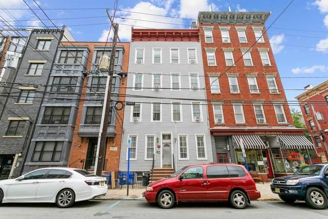403 Adams St #3, Hoboken, NJ 07030 (MLS #210021441) :: The Danielle Fleming Real Estate Team
