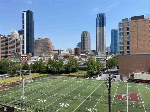 201 Luis M Marin Blvd #408, Jc, Downtown, NJ 07302 (MLS #210021448) :: Trompeter Real Estate