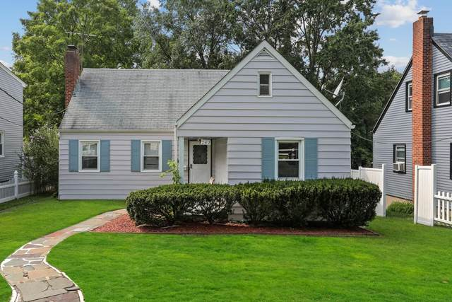242 Central Ave, Englewood, NJ 07631 (MLS #210021474) :: Trompeter Real Estate
