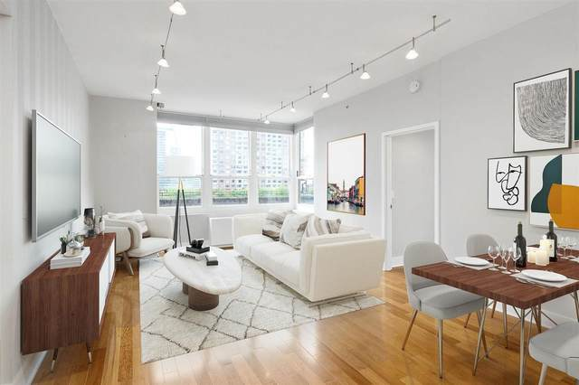 88 Morgan St #1004, Jc, Downtown, NJ 07302 (MLS #210021476) :: Trompeter Real Estate