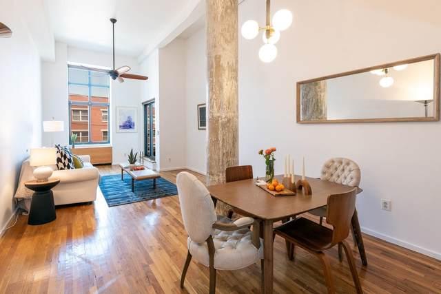 205 10TH ST 4A, Jc, Downtown, NJ 07302 (MLS #210021488) :: Trompeter Real Estate