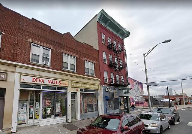 337 Martin Luther King Jr Dr, Jc, Greenville, NJ 07305 (MLS #210021503) :: Trompeter Real Estate