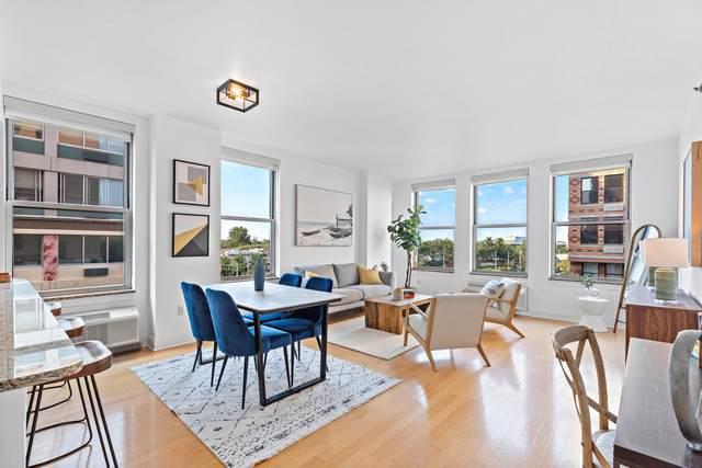 10 Regent St #303, Jc, Downtown, NJ 07302 (MLS #210021528) :: Trompeter Real Estate