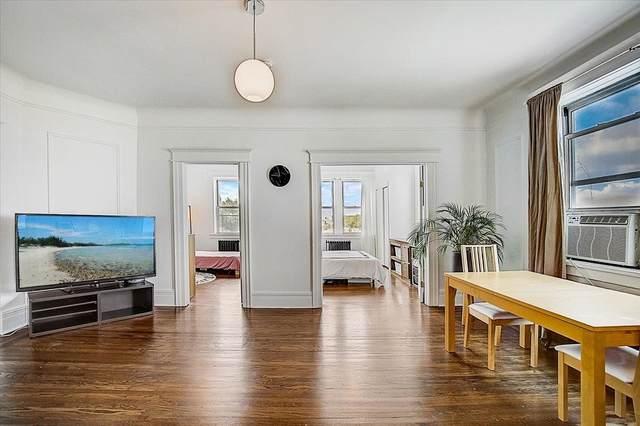 851 Blvd East E4, Weehawken, NJ 07086 (MLS #210021537) :: Hudson Dwellings