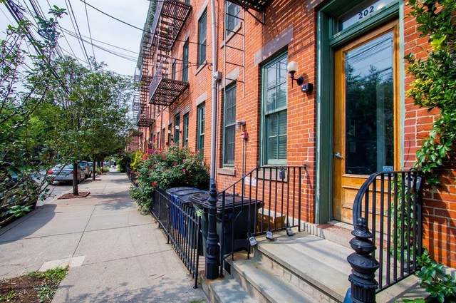 202 6TH ST 2R, Jc, Downtown, NJ 07302 (MLS #210021574) :: Trompeter Real Estate