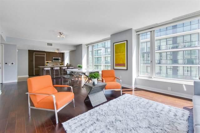 1000 Avenue At Port Imperial #402, Weehawken, NJ 07086 (MLS #210021583) :: Hudson Dwellings