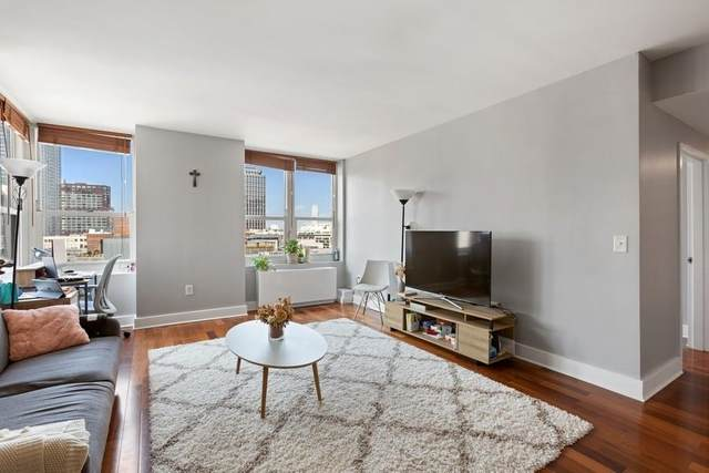 88 Morgan St #1409, Jc, Downtown, NJ 07302 (MLS #210021587) :: Trompeter Real Estate