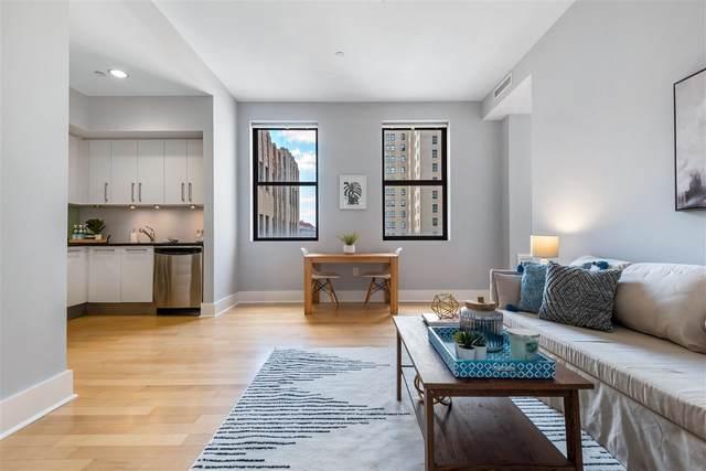 4 Beacon Way #424, Jc, Bergen-Lafayett, NJ 07304 (MLS #210021612) :: Trompeter Real Estate