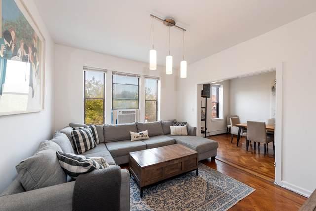 145 Harrison Ave #305, Jc, Journal Square, NJ 07304 (MLS #210021649) :: The Danielle Fleming Real Estate Team