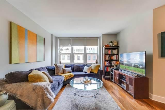 88 Morgan St #505, Jc, Downtown, NJ 07302 (MLS #210021651) :: Trompeter Real Estate