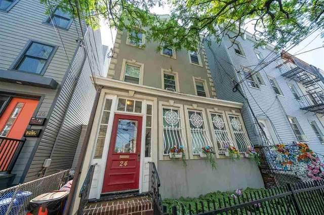 24 Sherman Ave #2, Jc, Journal Square, NJ 07307 (MLS #210021669) :: The Danielle Fleming Real Estate Team