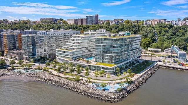 800 Avenue At Port Imperial #204, Weehawken, NJ 07086 (MLS #210021680) :: Hudson Dwellings