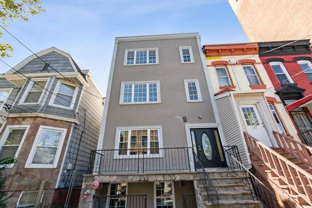 105 Storms Ave Fl2, Jc, Journal Square, NJ 07306 (MLS #210021701) :: The Danielle Fleming Real Estate Team