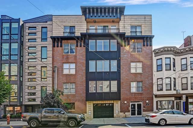 407 Monroe St 2C, Hoboken, NJ 07030 (MLS #210021702) :: The Danielle Fleming Real Estate Team