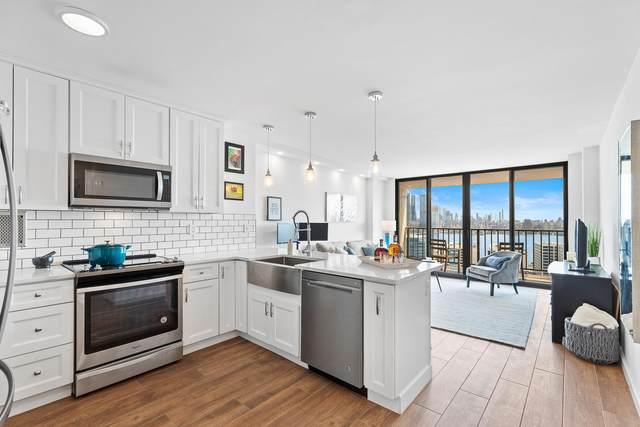 380 Mountain Rd #607, Union City, NJ 07087 (MLS #210021735) :: The Dekanski Home Selling Team
