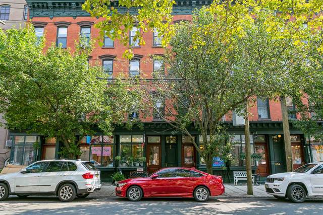 206 Washington St 2B, Jc, Downtown, NJ 07302 (MLS #210021760) :: Trompeter Real Estate