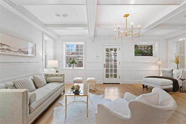819 Hudson St, Hoboken, NJ 07030 (MLS #210021772) :: The Danielle Fleming Real Estate Team