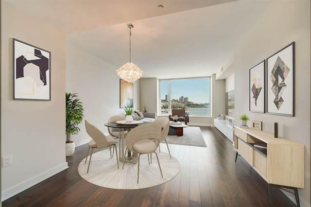 1000 Avenue At Port Imperial #0605, Weehawken, NJ 07086 (MLS #210021773) :: Hudson Dwellings