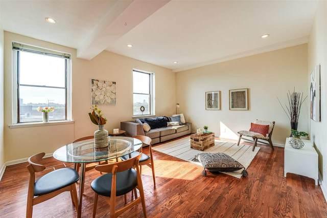 186 Wayne St 422D, Jc, Downtown, NJ 07302 (MLS #210021801) :: Trompeter Real Estate