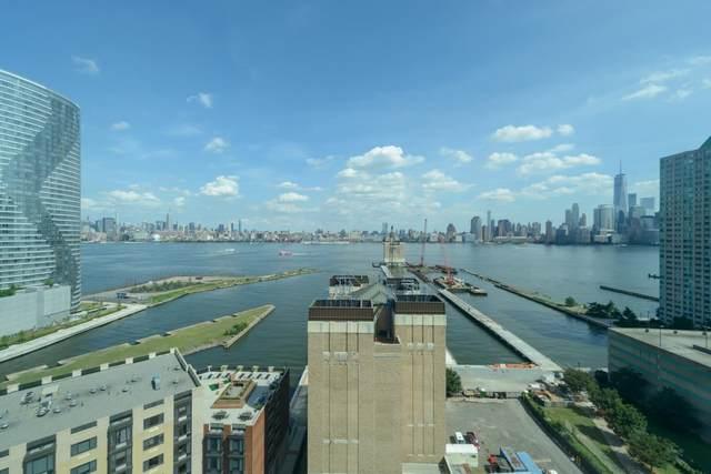 20 Newport Parkway #2107, Jc, Downtown, NJ 07310 (MLS #210021829) :: Team Braconi   Christie's International Real Estate   Northern New Jersey