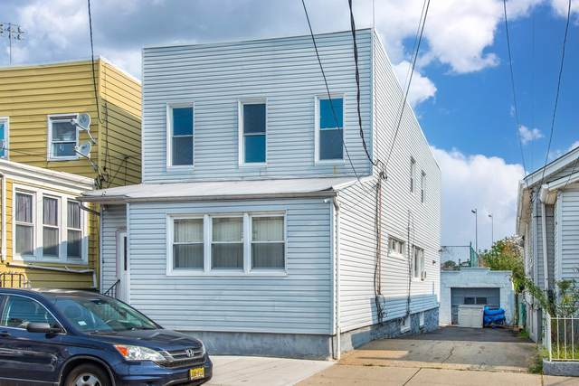 538 57TH ST, West New York, NJ 07093 (MLS #210021849) :: The Sikora Group