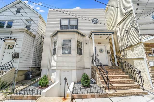149 Avenue F, Bayonne, NJ 07002 (MLS #210021862) :: The Sikora Group