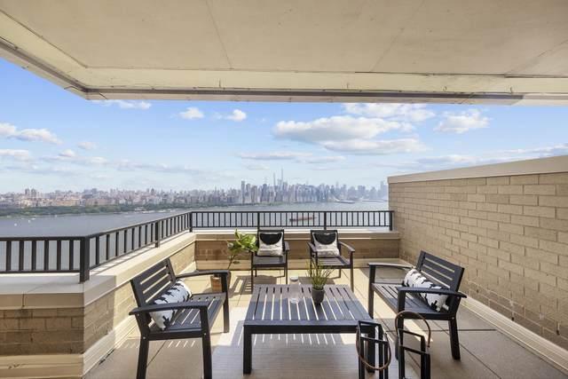 7002 Blvd East Ph 43B, Guttenberg, NJ 07093 (MLS #210021875) :: Team Braconi | Christie's International Real Estate | Northern New Jersey