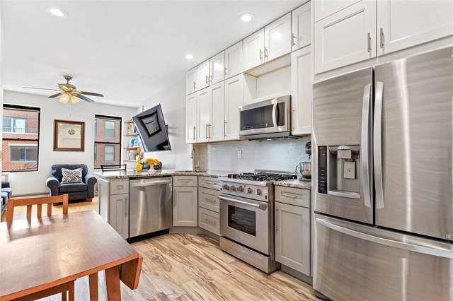70 Park Ave 4R (7), Hoboken, NJ 07030 (MLS #210021880) :: Team Braconi | Christie's International Real Estate | Northern New Jersey