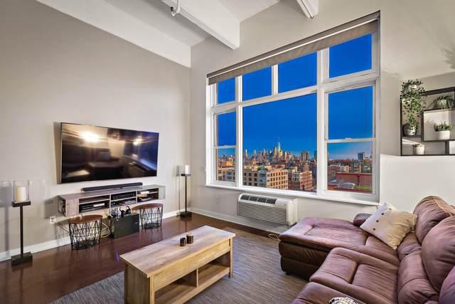 1500 Hudson St #11O, Hoboken, NJ 07030 (MLS #210021886) :: Trompeter Real Estate