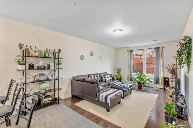 90 Clinton Ave #305, Newark, NJ 07114 (MLS #210021916) :: Trompeter Real Estate