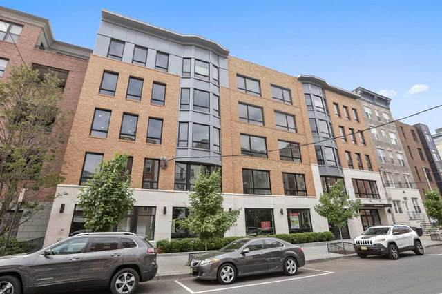 528 Monroe St #202, Hoboken, NJ 07030 (MLS #210021932) :: Trompeter Real Estate