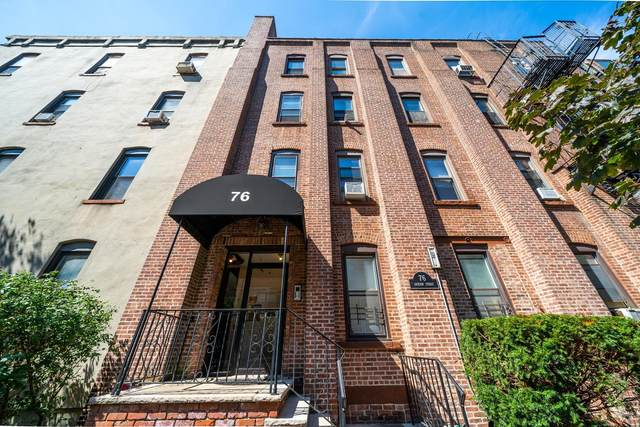 76 Jackson St 4R, Hoboken, NJ 07030 (MLS #210021939) :: Trompeter Real Estate