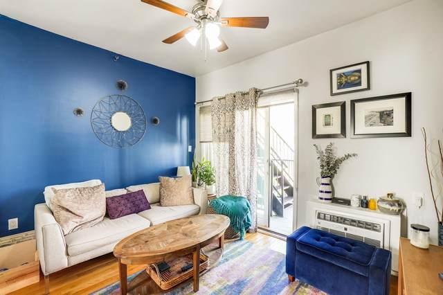 403 Monroe St 2R, Hoboken, NJ 07030 (MLS #210021963) :: Trompeter Real Estate
