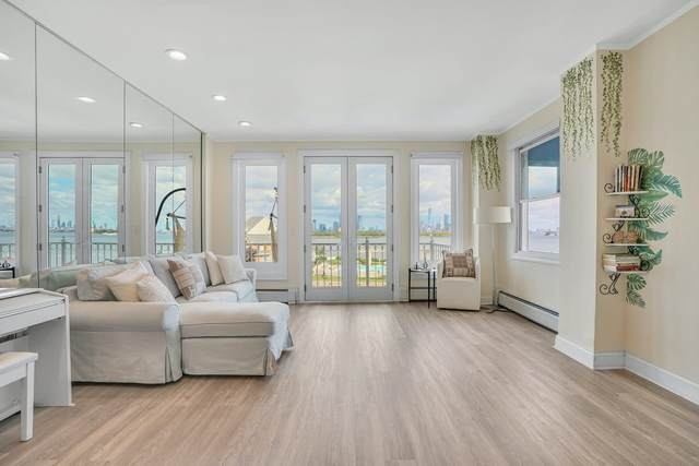 109 Shearwater Ct East #33, Jc, Greenville, NJ 07305 (MLS #210021997) :: The Danielle Fleming Real Estate Team
